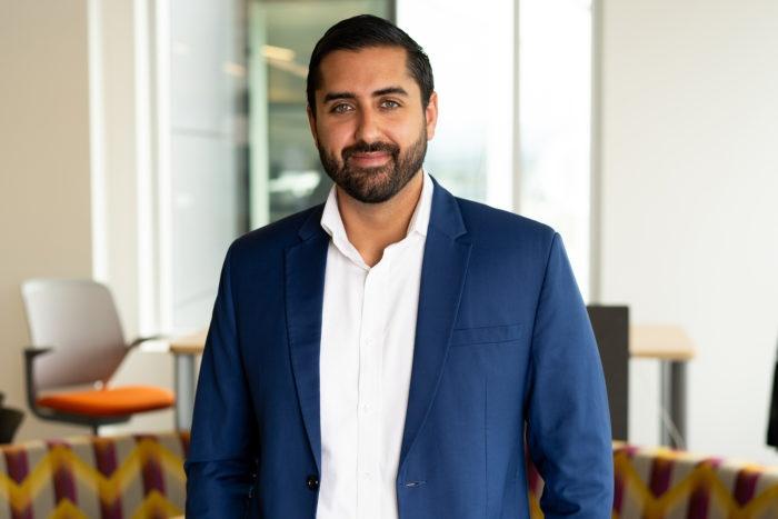 Adam Johal - Business Solutions Engineer