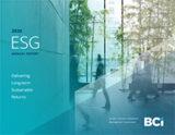 ESG Annual Report